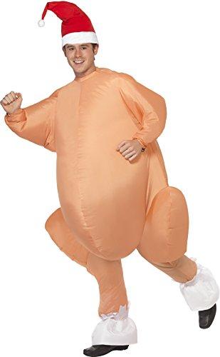 Inflatable Turkey Costume (Inflatable Turkey Adult Costume - One Size)