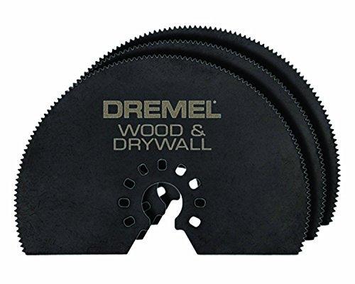 Dremel MM450B Multi-Max 3'' Wood & Drywall Blades Pack of 3 by Dremel (Image #1)