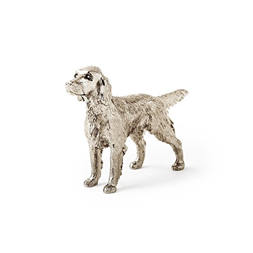 Irish Setter Made in UK Artistic Style Dog Figurine Collection