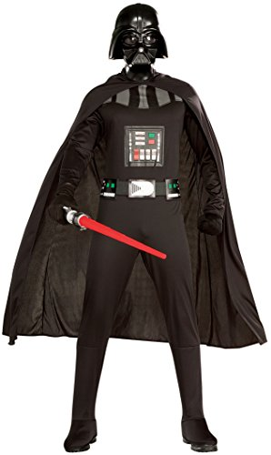 [Rubie's Costume Star Wars Complete Darth Vader, Black, X-Large Costume] (Dark Helmet Helmet Costumes)