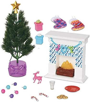 My Life As Holiday Play Set for 18 Inch Dolls 28 Pieces