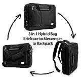 Laptop Hybrid Shoulder, Messenger Agua Bag for