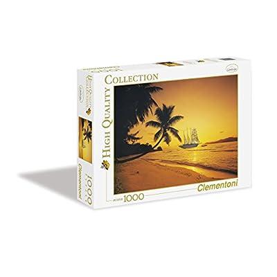 Clementoni 39235 Puzzle Seychelles Sunset Collezione Alta Qualit 1000 Pezzi