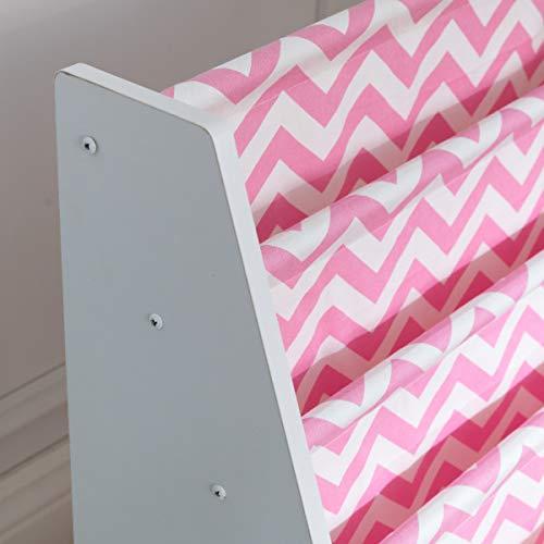 KidKraft Bookcase, Pink by KidKraft (Image #6)