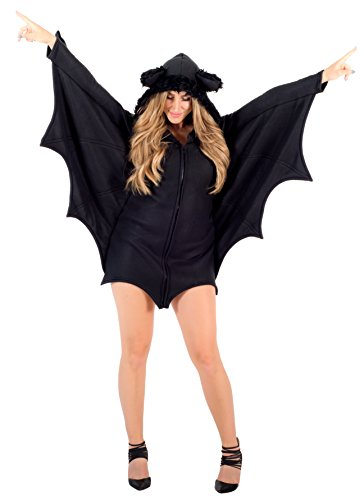 Womenu0027s Cozy Lady Bat Costume  sc 1 st  Costume Overload & Sexy Batgirl Costumes for Halloween u0026 Parties