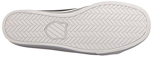 K-Swiss Men's Bridgeport II Fashion Sneaker Black/White free shipping official free shipping finishline FLzkQf