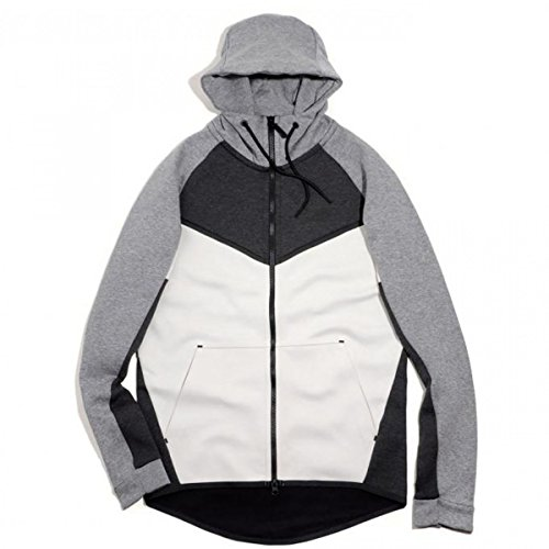 Nike Mens Sportswear Tech Fleece Windrunner Hooded Sweatshirt