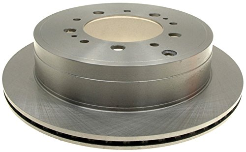 ACDelco 18A2572A Advantage Non-Coated Rear Disc Brake Rotor (Price To Change Brake Pads And Rotors)
