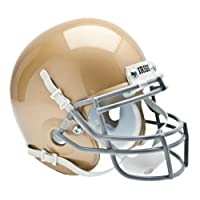 Schutt NCAA Notre Dame Fighting Irish Mini Authentic XP Casco de fútbol americano, clásico