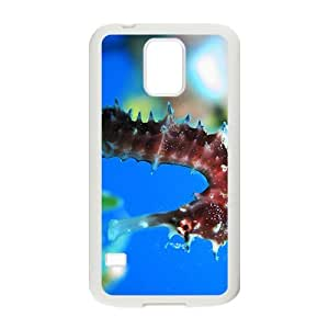 Peculiar Sea Horse Hight Quality Plastic Case for Samsung Galaxy S5 by mcsharks