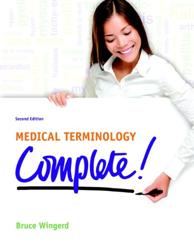 Medical Terminology: Complete (2nd Edition) Pdf