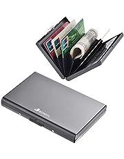 Visitenkarten Etuis,Kreditkartenhüllen,Alulegierung Visitenkartenhalter, Bunter Taschen-Visitenkartenetui Kredit ID Karte Business Karten Halter für Damen und Herren.