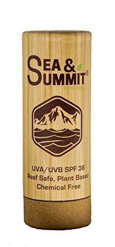 Sea & Summit Mineral Based Moisturizing Sunscreen, UVA/UVB Protection, SPF 36,...