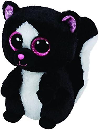 Alaska Stuffed Animals, Amazon Com Ty Beanie Boos Flora Black White Skunk Plush Toys Games