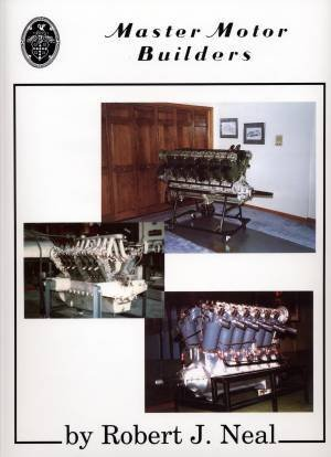 Master Motor Builders: The Inception, Design, Production, and Uses of the Non-Automotive Engines of the Packard Motor Car Company ebook