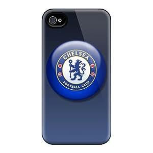 GAwilliam Premium Protective Hard Case For Iphone 4/4s- Nice Design - Chelsea Fc