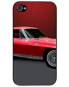 Bettie J. Nightcore's Shop 2015 4121505ZH563673322I4S Popular New Style Durable Chevrolet Corvette iPhone 4/4s phone Case