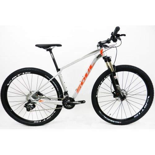Bicicleta 29 Soul Magma Ht229 Carbon 20V Sram (Qdo 16)