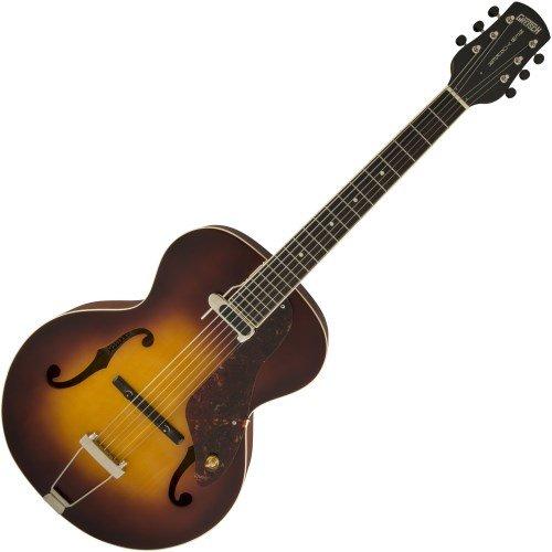 New Yorker Archtop Acoustic-Electric Guitar Sunburst ()