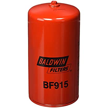 Baldwin BF915 Fuel Storage Tank Spin-On with Drain