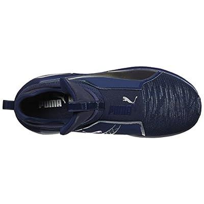 PUMA Women's Fierce Oceanaire Wn Sneaker, Peacoat, 7.5 M US | Fashion Sneakers