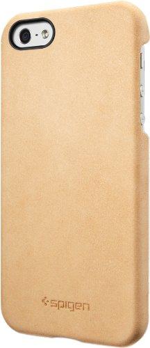 SGP Spigen Genuine Leather Grip iPhone 5S Case for iPhone...