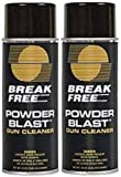 BreakFree GC-16 Powder Blast Gun Cleaner Aerosol (12-Ounce) (2-(Pack))