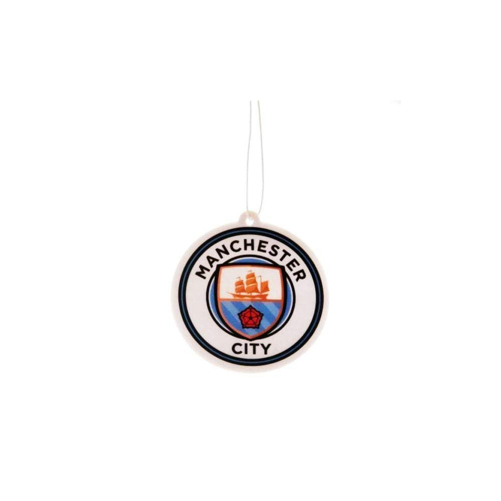 Manchester City FC Crest Air Freshener