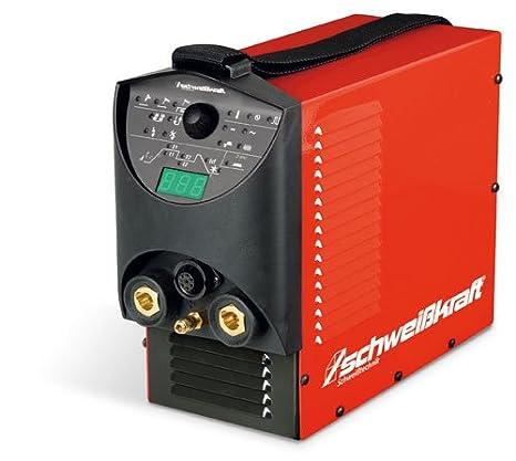 De soldadura WIG-Inverter PRO-TIG 210 AC/DC Digital: Amazon.es: Bricolaje y herramientas