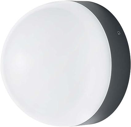 Lampada ESTERNO rilevatore di movimento in alluminio vetro e27 ip44 soddisfacente
