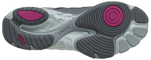 Shoe Iron Ryka Frost Training 2 Influence Grey Grey Cross Pink Women's ZXq4FyXr6