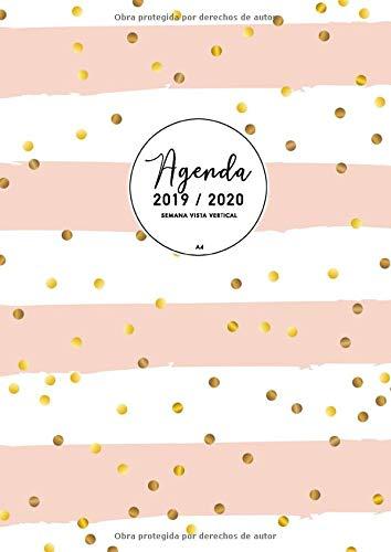 Agenda 2019 2020 Semana Vista Vertical: Agenda 2019/2020 ...