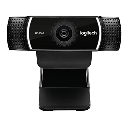 (Logitech 1080p Pro Stream Webcam for HD Video Streaming and Recording at 1080p 30FPS)