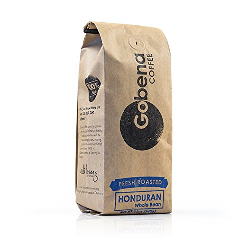 Fair Trade Organic Honduran Medium Roast (Whole Bean) 12 oz.