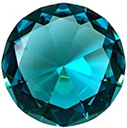 60 mm Diamond Shaped Jewel Crystal Paperweight by Tripact