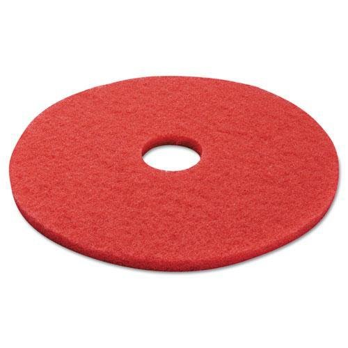 Premiere pads 4017red standard 17 inch diameter buffing for 17 floor buffer pads