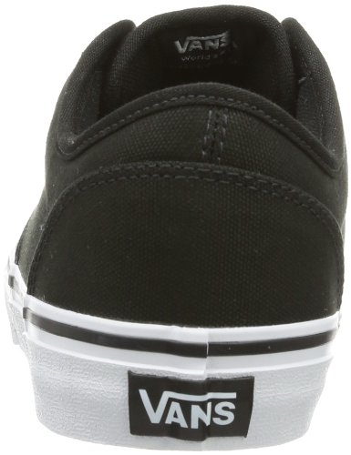 Atwood Sneakers Top Vans Yt Boys' Low White Black nvWvOzUq