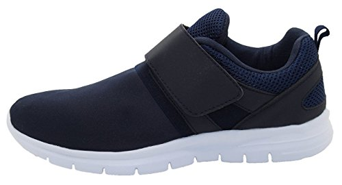 Herren Herren Air Gymnastik Laufsport Navy Klett Tech Trainer z8RqTgUR