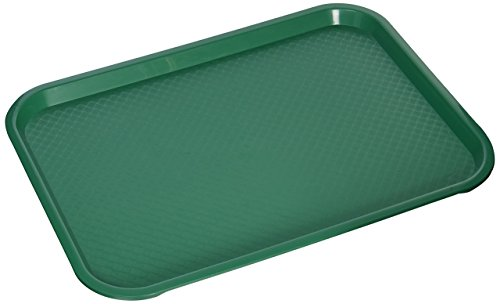 AmGood Serving Trays Fast Food Tray, Assorted - 5 Colors (1, 14
