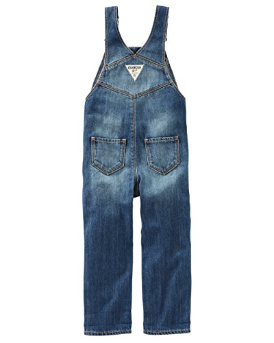 Osh Kosh Baby Toddler Girls' World's Best Overalls, Medium, 2T