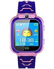 Nieuwe Kinderen \ 's Smart waterdicht horloge Anti-verloren Kid Horloge GPS Positioning SOS-functie Android IOS
