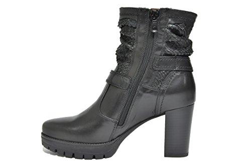 Nero Giardini Tronchetti scarpe donna nero 6433 A616433D