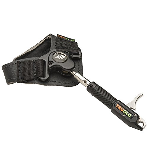 TRUGLO Activator Single-Jaw Release BOA Wrsit Strap Side-Lock Connestion Black Recovery Activator