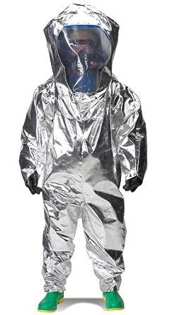 Amazon.com: Lakeland Interceptor traje de protección de ...