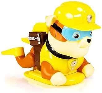 Paw Patrol – Paddlin' Pups – Rubble Nadador – Figura de