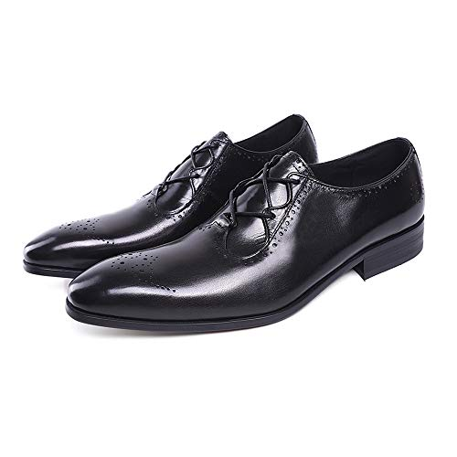 Felix Chu Men's Italian Designer Luxury Perfect Genuine Calf Leather Shoes Men Dress Shoes Men Wedding Shoes Men Office Business Shoe