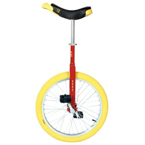 Unicycle QU-AX Luxus 20 , red by Qu-Ax