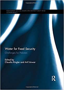 Water for Food Security: Challenges for Pakistan (Routledge Special Issues on Water Policy and Governance)