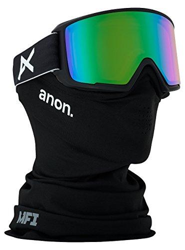 Anon M3 Goggle, Black Frame Sonar Green Lens