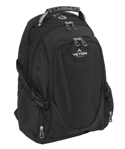 TETON Sports Tech The Professional Backpack (Black), Outdoor Stuffs